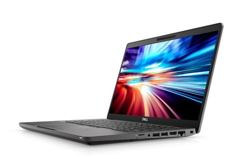 """Ноутбук Dell Latitude 5400 (N047L540014EMEA_WIN); 14"""" FullHD (1920x1080) TN LED глянцевый / Intel Core i5-8250U (1.6 - 3.4 ГГц) / RAM 8 ГБ / SSD 256"""