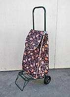 Посилена господарська сумка візок на колесах з підшипниками (0105), фото 1