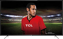 Телевізор TCL U49P6026 (РРІ 1200Гц, UltraHD 4K, Smart, Android, Dolby Digital Plus 2х10Вт, DVB-С/T2/S2)