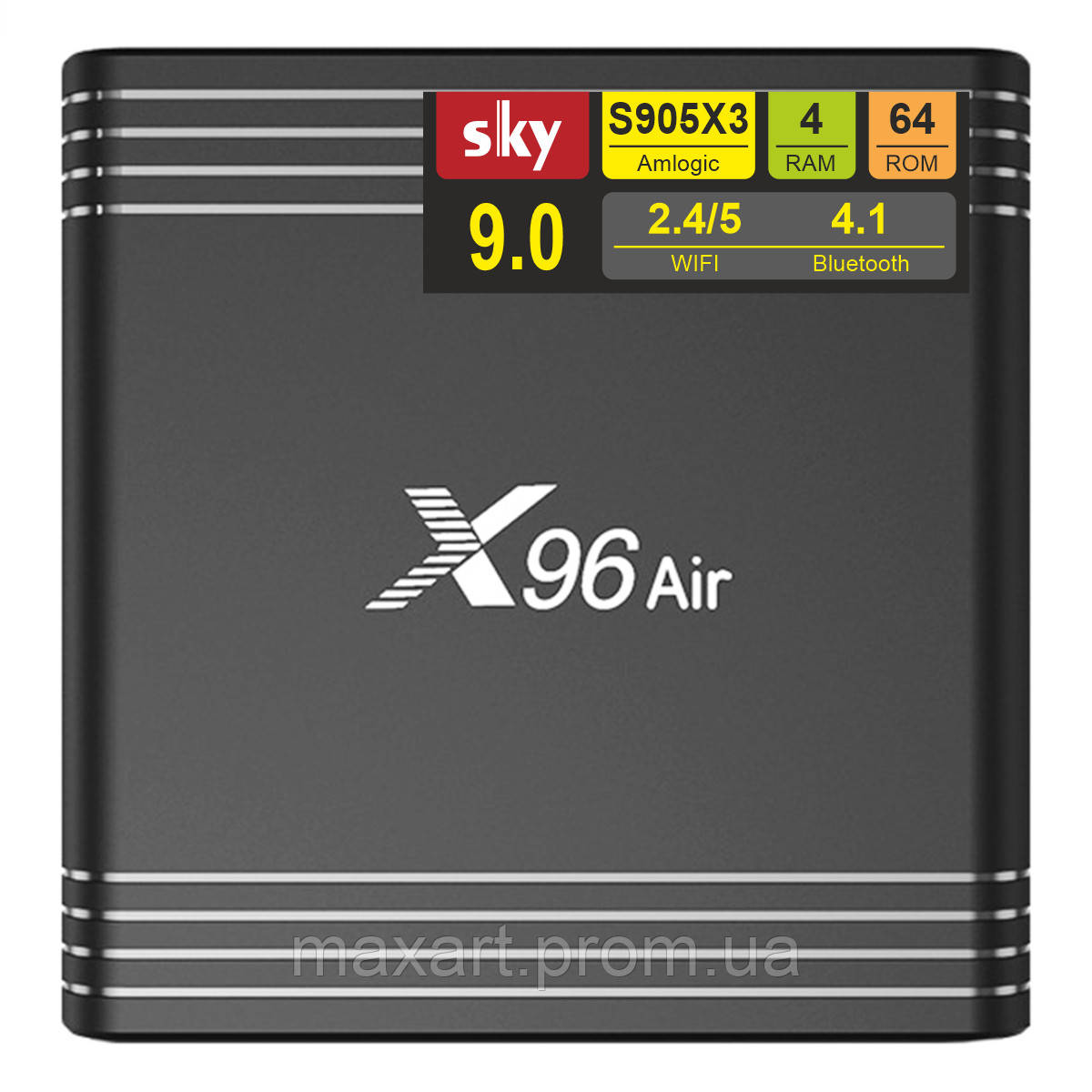 Android TV приставка SKY (X96 air) 4/64 GB
