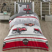 Комплект постельного белья Zugo Home ранфорс Speedy полуторный (ts-01867)