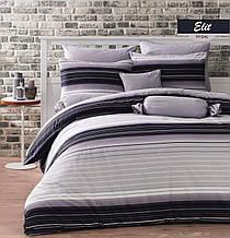 Комплект постельного белья Zugo Home ранфорс Elit V4 семейный