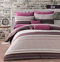 Комплект постільної білизни Zugo Home ранфорс Elit V2 сімейний