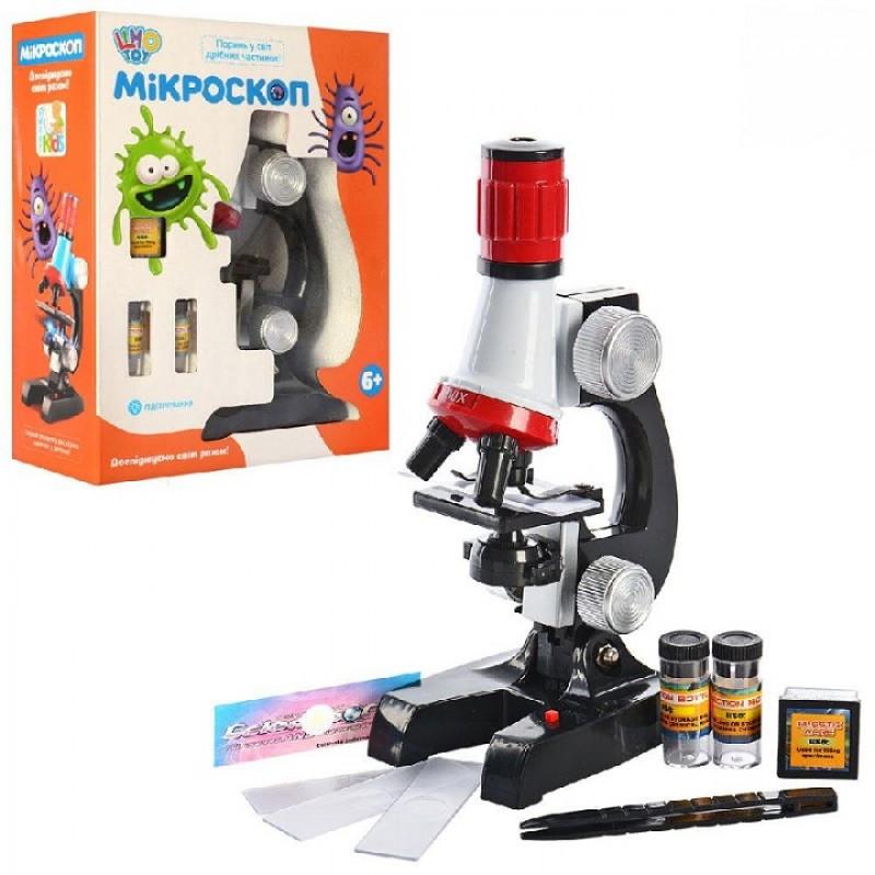 Дитячий мікроскоп для дитини з 1200 Х збільшенням Emagym 3121 Original