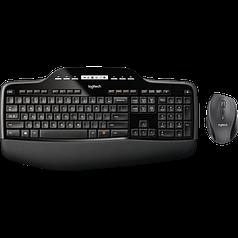 Набор клавиатура + мышь Logitech MK710 Wireless Desktop Keyboard & Mouse Combo (MK710+M705)