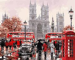 Набор для рисования Babylon Дождливый Лондон Худ. МакНейл Ричард  VP441new