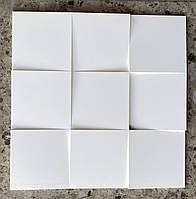 Гіпсові панелі 3D Квадрати DecoWalls