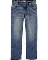 Класичні дитячі джинси з потертостями для хлопчика ОшКош