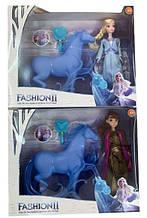 Куклы Frozen с ледяной лошадью
