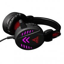 Ігрові дротові навушники з мікрофоном The Engineer A1 з шумозаглушенням, фото 2
