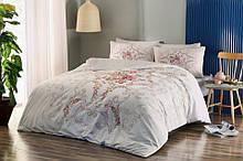 Комплект постельного белья Tac ранфорс Yasmin V02 pembe семейный розовый (TAC60181526)