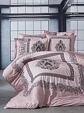 Комплект постельного белья The Club Cotton сатин Butica Hollis евро (8682378000077)