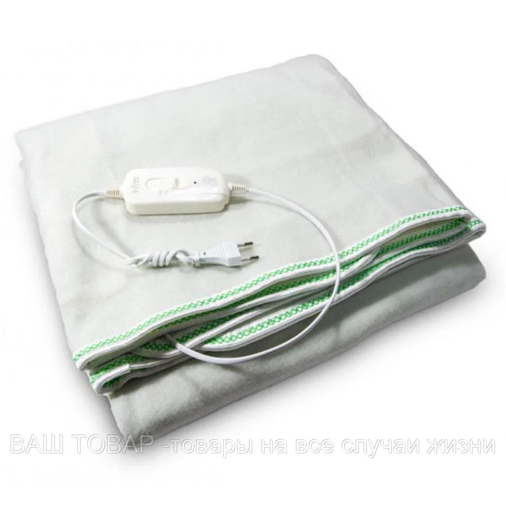Электропростынь с сумкой Electric Blanket 140*160