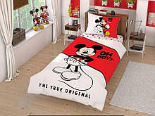 Комплект постельного белья Tac Disney Mickey Cek подростковое (TAC60212054)