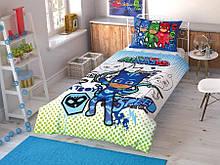 Комплект постельного белья Tac Disney PJ Masks Cek подростковое (TAC60213466)