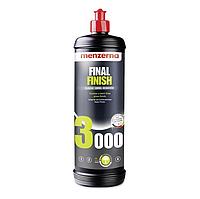 Полировальная паста Menzerna Final Finish 3000 антиголограммная 1 л