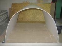 Гипсокартон гибкий KNAUF 6,5мм (Арка)