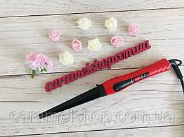 Конусна плойка для завивки волосся кучері кучері DOMOTEC MS-4907
