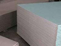 Гипсокартон стеновой KNAUF влагостойкий 12,5мм (1,2*2,5м)