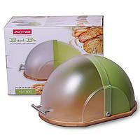 Хлебница Kamille Зеленый 36.5см KM-1100