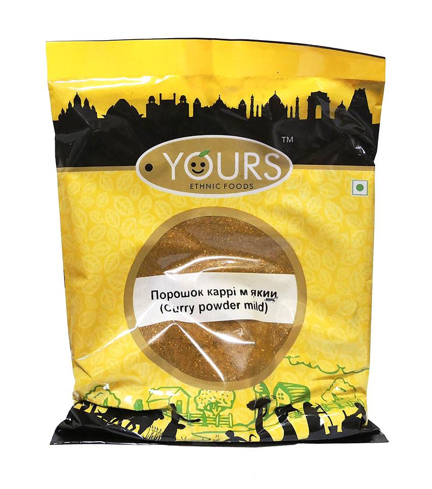 Порошок индийского карри, 100 грамм
