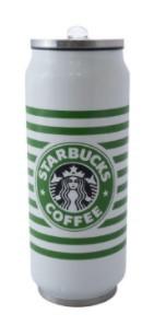 Термокружка 380 мл Starbucks Старбакс термочашка банку