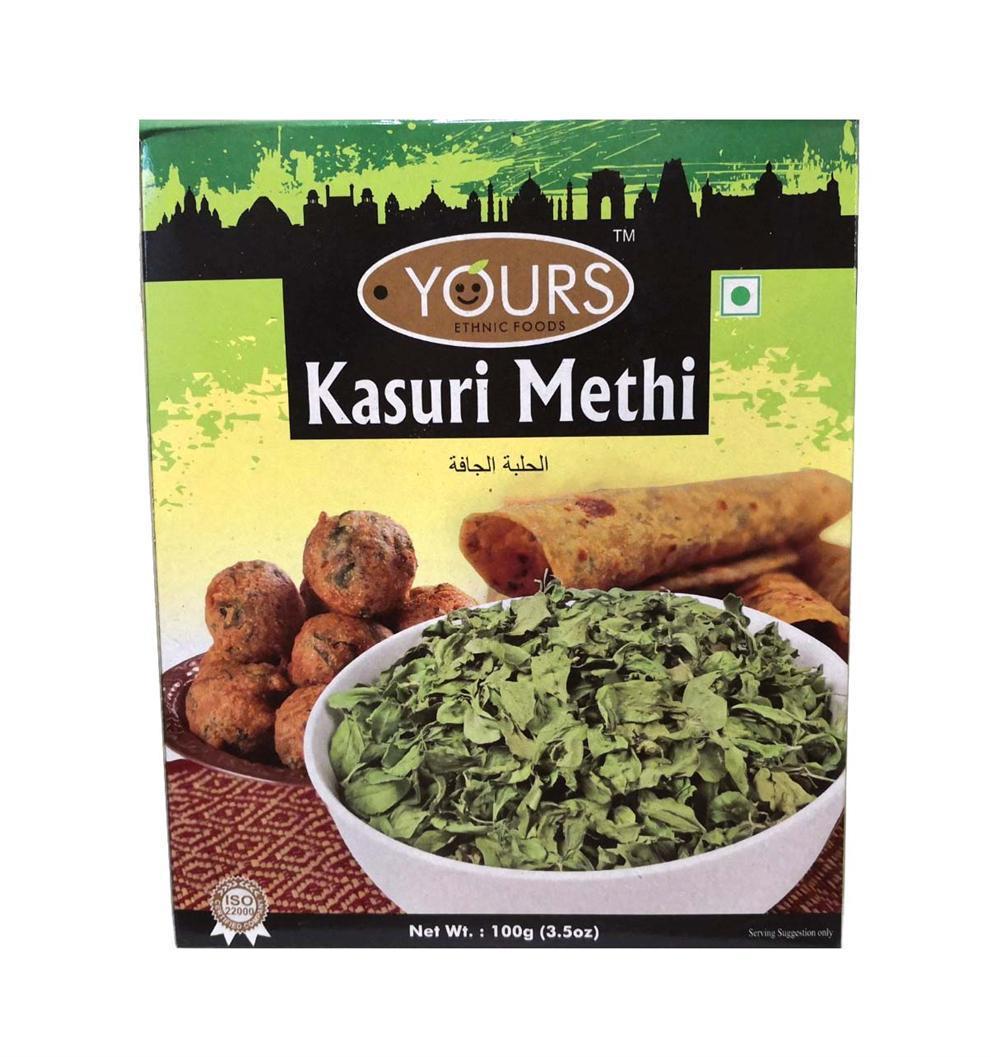 Сушеные листья пажитника/шамбала, 100 грамм