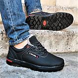 Кроссовки ЗИМНИЕ Мужские Colamb!a Туфли на Меху Чёрные (размеры: 44) Видео Обзор, фото 6