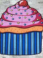 Коврик для пляжа - пирожное