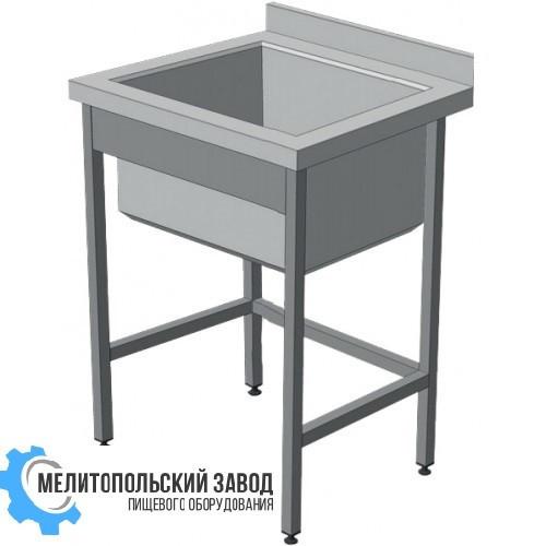 Мийка 600х600х850