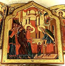 Введення Вхід у Храм Пресвятої Владичиці нашої Богородиці і Приснодіви Марії