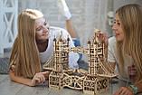 Mr.Playwood Деревянный 3D пазл Тауэрский мост (деревянный конструктор), 10401, фото 2