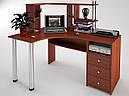 Комп'ютерний стіл С-819+H821, фото 2