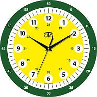 Часы настенные ЮТА Vintage обучающие детские