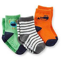 Комплект носочки  Carters (Картерс) (р.4-6)