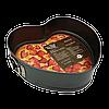 Форма роз'ємна для випічки (серце), 25,5*24*6,8см Krauff 26-203-064