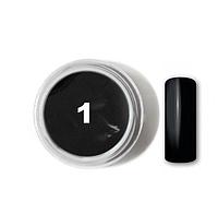 Цветной гель Alpha collection GELLIANT №01 Черный, 5 мл