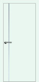 Міжкімнатні двері Брама модель 7.24 (фарба)