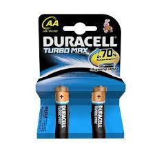 Батарейки АА Duracell MX1500 Turbo Max (81367857)