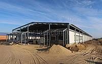 Животноводческие фермы «под ключ». Проект, изготовление конструкций, доставка, монтаж, установка оборудования.