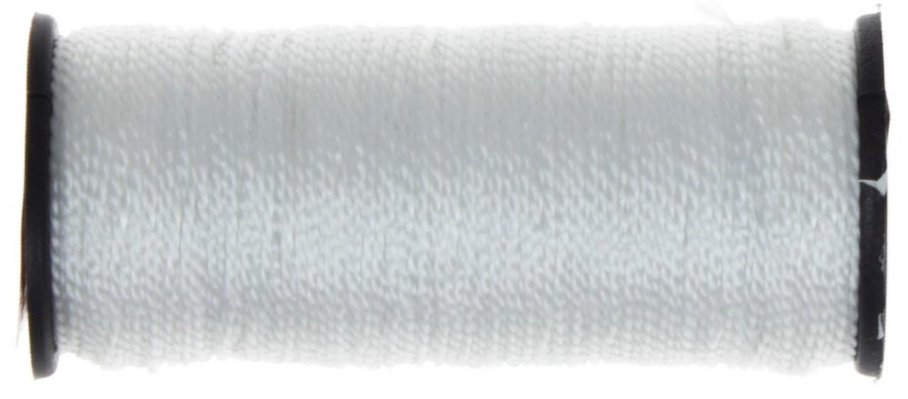 Нитки капрон. (375-1) №91731 (біла) (10)(500)