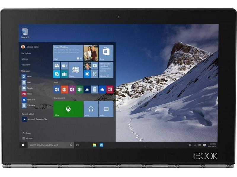 Планшет Lenovo Yoga Book YB1-X91L 3G+LTE Windows (ZA160021UA) Carbon Black Витрина