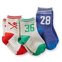 Комплект носочки  Carters (Картерс) (12-24М)