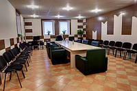 Конференц-сервис, ресторан, проживание в отеле