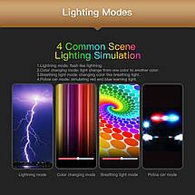 Світловий тубус Luxceo Waterproof LED stick light Q7S (P7RGB) YULED Ninelight PavoTube Yongnuo YN360 III, фото 3