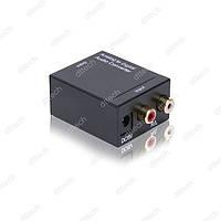 Конвертер аналогового аудио сигнала в оптический (цифровой), фото 1