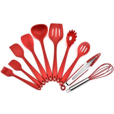 Силиконовый набор кухонной посуды. Модель 1352
