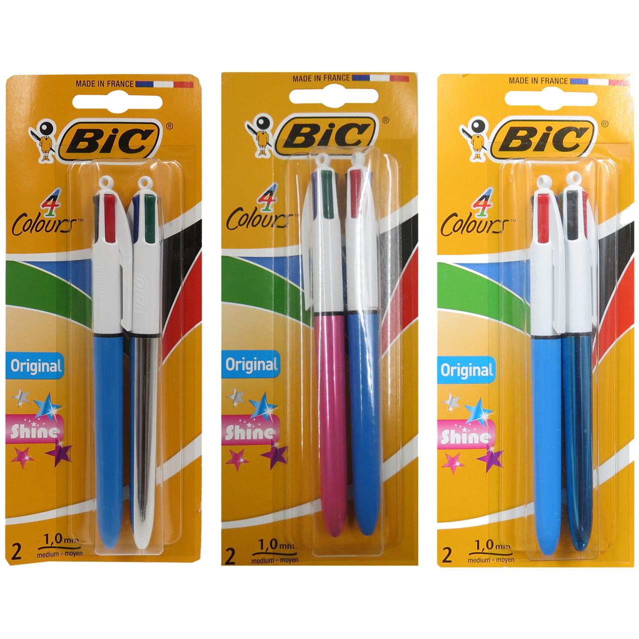 Набір ручок Bic 2 шт 395