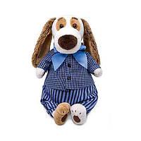 Мягкая игрушка Budi Basa Собачка Бартоломей в рубашке и штанах, 27 см от Budi Basa