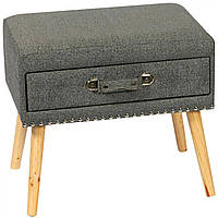 Пуфик+ящик для хранения 50*35*46 см Home Deco 457